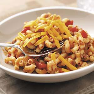 Taco Macaroni Recipe