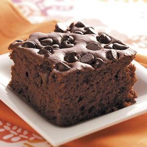 Chocolaty Peanut Butter Cake Recipe