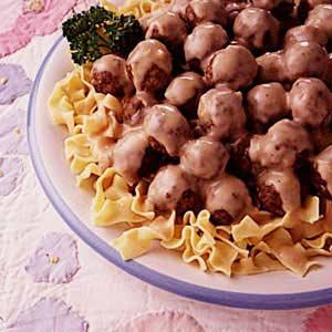 Norwegian Meatballs Recipe