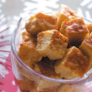 Tangy Cheese Bites Recipe