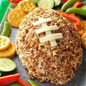 Ham-Cheddar Cheese Ball Recipe
