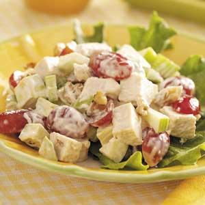 Chicken Avocado Salad Recipe