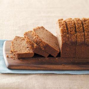 Applesauce Cinnamon Bread Recipe