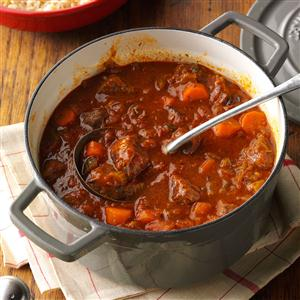 Jamaican-Style Beef Stew Recipe