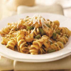 Chicken Pasta Dinner Recipe