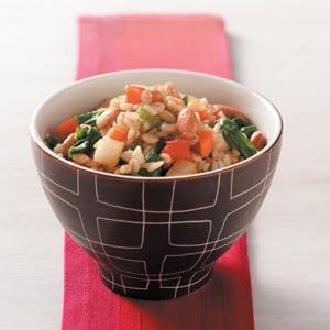 Multigrain & Veggie Side Dish Recipe