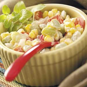 Creamy Succotash Recipe