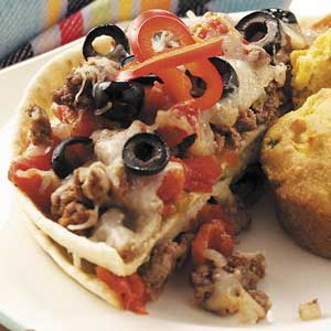 Tamale Pie for Two Recipe