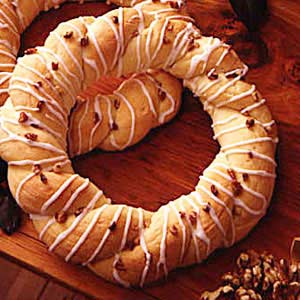 Butter Rings Recipe