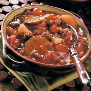 Favorite Italian Sausage Stew Recipe