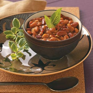 Potluck Baked Beans Recipe