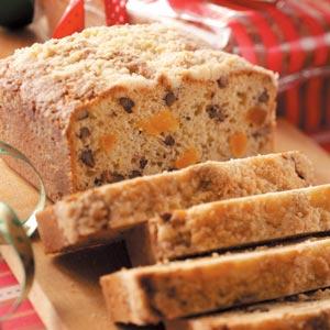 Apricot Tea Bread Recipe