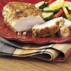 Tarragon-Crusted Chicken Recipe