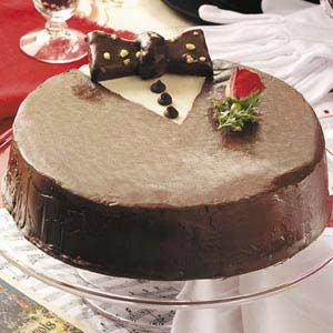 Tuxedo Cheesecake Recipe