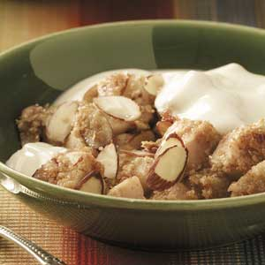 Maple Pears Recipe