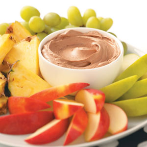 Yummy Chocolate Dip Recipe