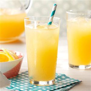 Rhubarb Citrus Punch Recipe