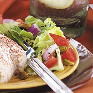 Pistachio Herb Salad Recipe