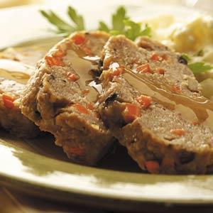 Maple Glazed Vermont Turkey Loaf Recipe