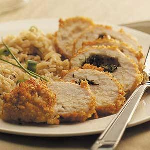 Light Chicken Kiev Recipe