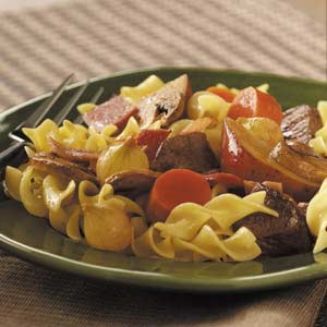 Burgundy Beef Stew Recipe