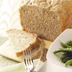Dilled Wheat Bread Recipe