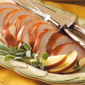 Honey-Apple Turkey Breast Recipe