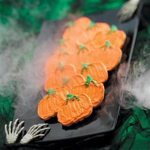 Pumpkin-Shaped Rollouts Recipe