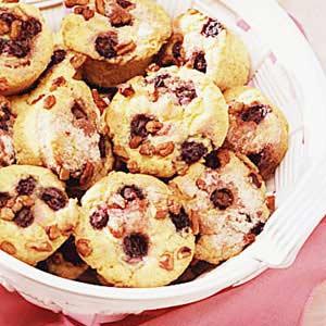 Orange Blueberry Muffins Recipe