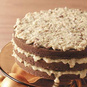 Makeover German Sweet Chocolate Cake Recipe
