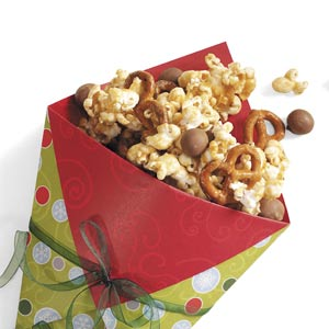 Peanut Butter Popcorn Crunch Recipe