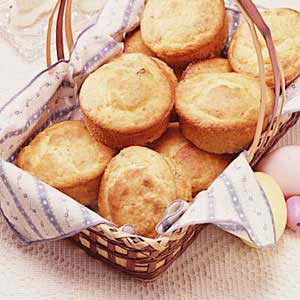 Orange Cream Cheese Muffins Recipe