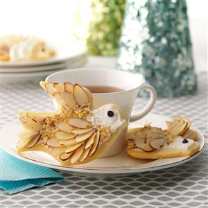Sugar Doves Recipe