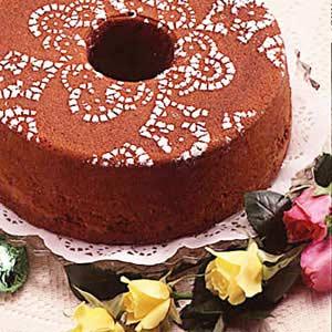 Basic Chocolate Pound Cake Recipe