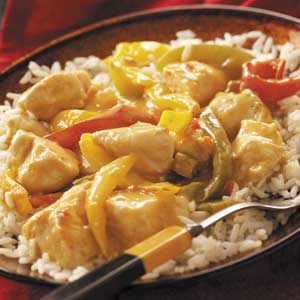 Nacho Chicken & Rice Recipe