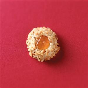 Pecan Thumbprint Cookies Recipe