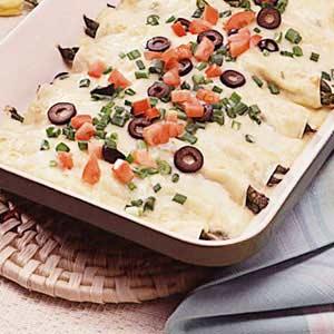 Asparagus Enchiladas Recipe