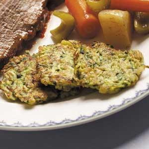 Zucchini Latkes Recipe