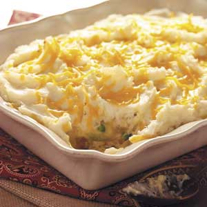 Tastes Like Thanksgiving Casserole Recipe