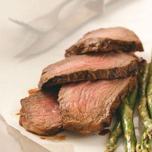 Marinated Chuck Steak Recipe