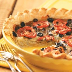 Italian Tomato Pie Recipe