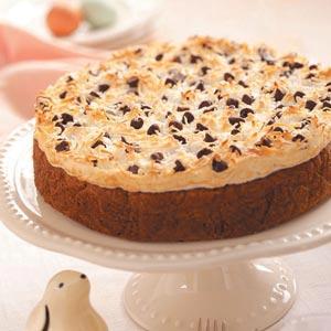 Buttermilk Torte Recipe