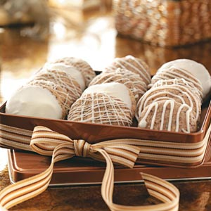Snow-Covered Cookies Recipe