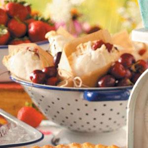 Cherry Turnovers Recipe