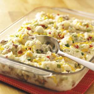 Mashed Potatoes Supreme Recipe