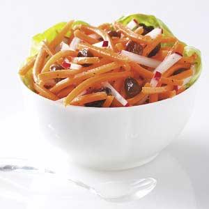 Carrot Radish Salad Recipe
