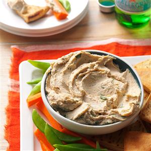 Cannellini Bean Hummus Recipe