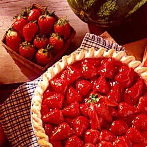 Remembrance Strawberry Pie Recipe