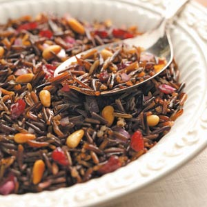 Cranberry Wild Rice Recipe