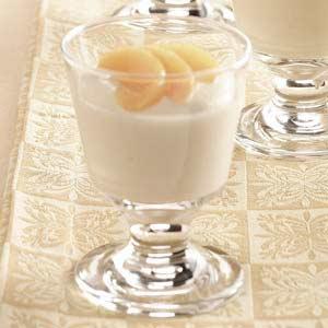 Creamy Peaches Recipe